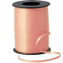 Rose Gold Ribbon for Balloons (500m x 5mm)